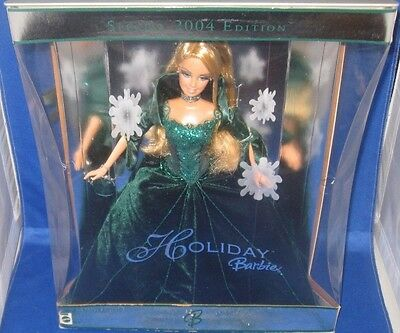 2004 Special Edition  Holiday Barbie Collector Barbie Doll, Nrfb