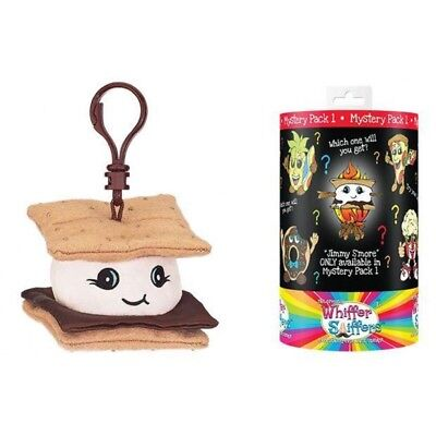 RETIRED Whiffer Sniffers Mystery Pack 1 Series 1 RARE Jimmy S'more!! VHTF!!!