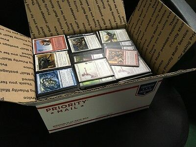 Magic the Gathering 4000+ CARD LOT collection Commons and Uncommons  - FREE SHIP