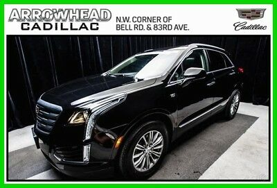 2017 Cadillac XT5 Luxury 2017 Luxury Certified 3.6L V6 24V Automatic FWD Bose Moonroof OnStar