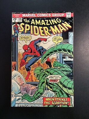 Amazing Spider-Man #146 Bronze Age Marvel Comic Book Conway Andru Romita 1975