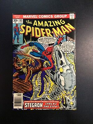 Amazing Spider-Man #165 Bronze Age Marvel Comic Book Wein Andru Romita 1976