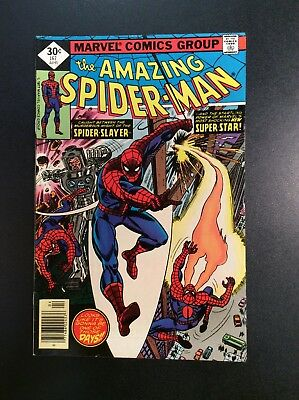 Amazing Spider-Man #167 Bronze Age Marvel Comic Book Wein Andru Romita 1977