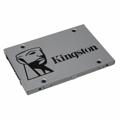 "Kingston 240GB 2.5"" Solid State Disk  SATA-IIIUV400 550MB/s Read 490MB/s Write"