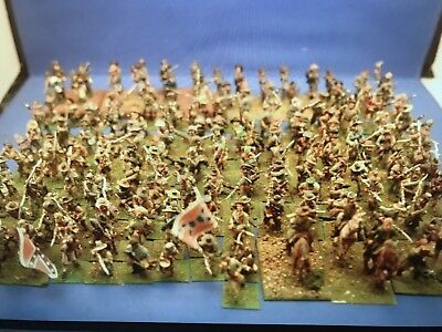 28mm Painted Confederate Army 190+Figures