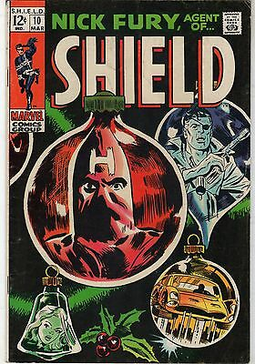 Silver Age Nick Fury Agent Of SHIELD #10