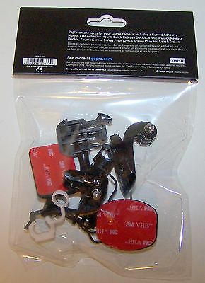 GoPro Parts  AGBAG-001 NEW ORIGINAL PACKAGING (SHIPS SUPER QUICK AND FAST)
