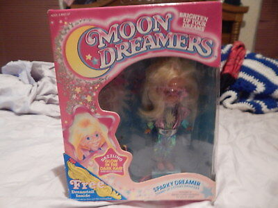 1986 Moon Dreamers Sparky Dreamer Doll in Box
