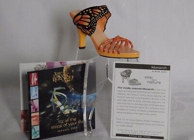 1 NEW Monarch Just the Right Shoe Raine #25364 box from 2002