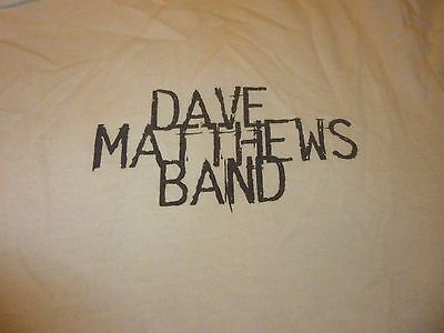 Dave Matthews Band Shirt ( Used Size L ) Very Good Condition!!!