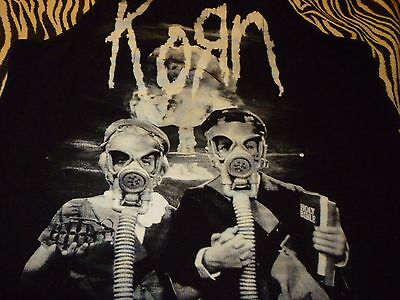 Korn Tank-Top / Shirt ( Used Size M ) Very Nice Condition!!!