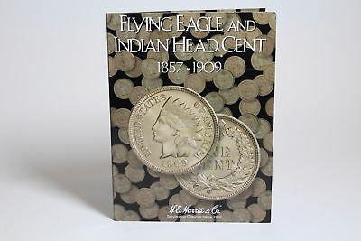 Nearly Complete Indian Head / Flying Eagle Cent Set, -5, Lots of key dates!