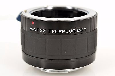 Excellent Kenko M-AF 2X Teleplus MC7 Teleconverter for MINOLTA SONY from Japan