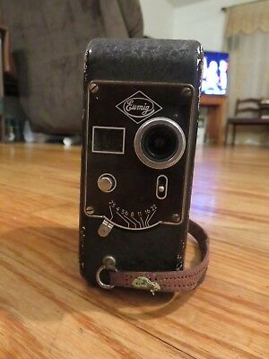 Vintage Eumig C4 8m/m Film Camera  Made in Germany