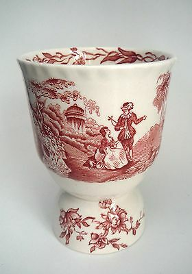 Mason's / Double Egg Cup / Pink Watteau