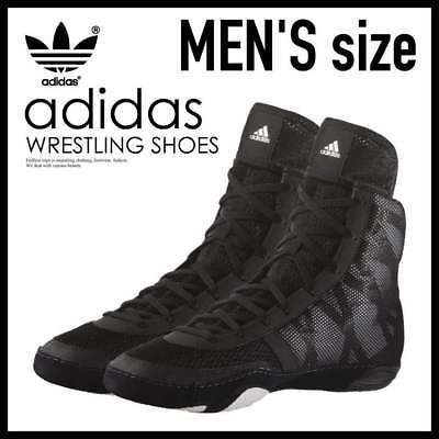 NEW Adidas Boxing/Wrestling Boots - PRETEREO III Wrestling Boxing Shoes Boots