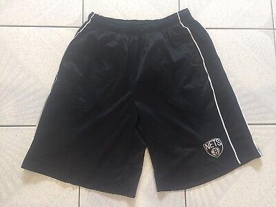 NBA Brooklyn Nets Supporters  Shorts size Large