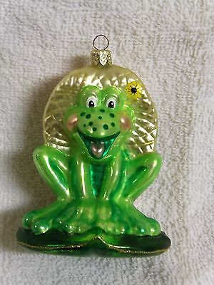 Polonaise Ornament One Of A Kind Signed By John Stamos