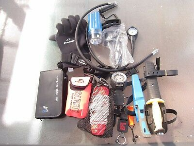Diving items