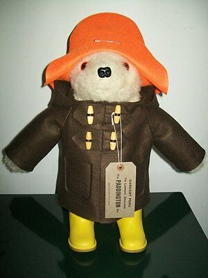 Vintage Ancien Ours Paddington 50 Cm Tbe