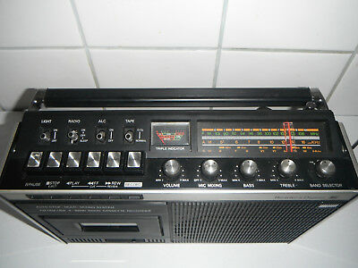 70S/80S Readers Digest Radio Cassette Player - Made In Japan.