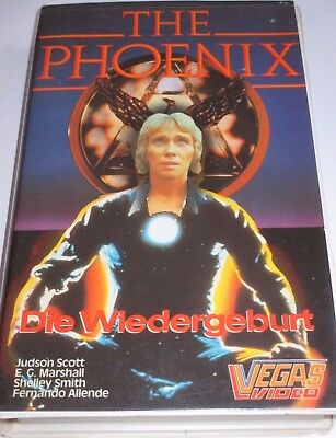 Vegas Video 7721 - The Phoenix - VHS/SciFi/Judson Scott/Starlight
