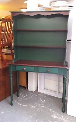 Nice Looking Hall Stand/Kitchen Hutch - Can Seperate