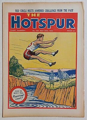 THE HOTSPUR #706 - 20th May 1950