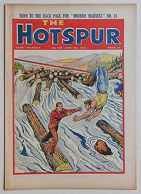 THE HOTSPUR #709 - 10th June 1950