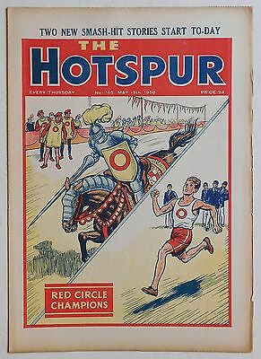 THE HOTSPUR #705 - 13th May 1950