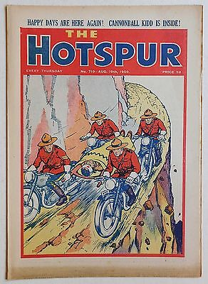 THE HOTSPUR #719 - 19th August 1950