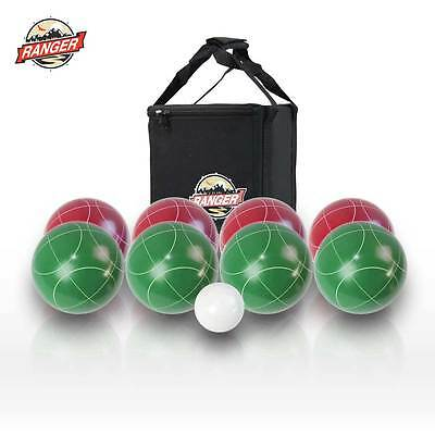Ranger Outdoors Premuim 107mm Bocce / Boules Set