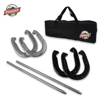 Ranger Outdoors Classic Horseshoes Set - Official Size