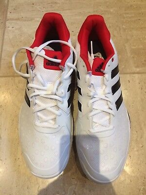 Adidas Barricade Club Men's Tennis Shoes. UK Size 11