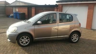Toyota Yaris Colour Collection 2005