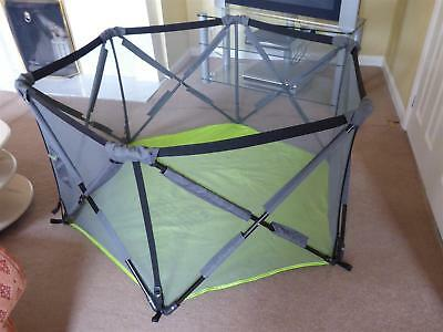Summer Infant Pop Up Playpen Excellent Condition Can Collect 5 min Junction 5 M3