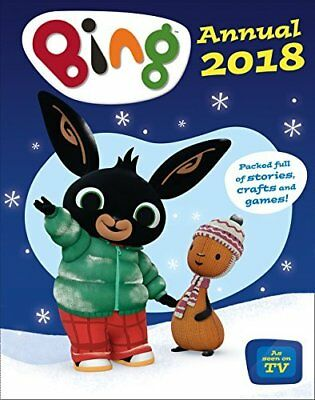 Bing Annual 2018 (Bing) by BING ANNUAL 2018- NOT-US C_HB New Hardcover Book