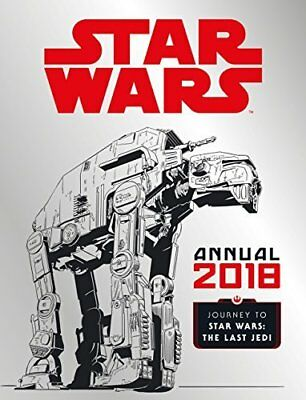 Star Wars Annual 2018 (Egmont Annuals 2018) by Lucasfilm New Hardcover Book
