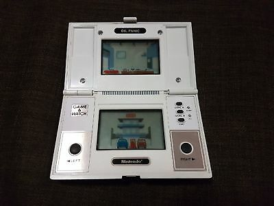 OIL PANIC | Nintendo Game and Watch | Very Good Condition