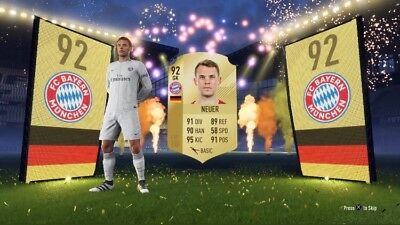 FIFA 18 90+ Rated Player PS4