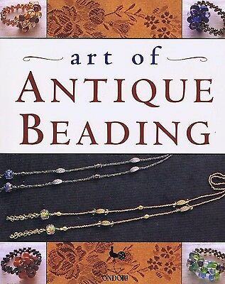Art of Antique Beading by Ondori, Making Vintage Jewellery Bags Art Deco P/back