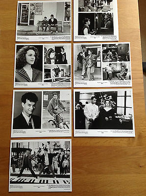 BIG Lobby Cards Publicity Stills x 7 FOH UK Tom Hanks