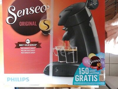 philips senseo hd7820 schwarz general berholt eur 25 00 picclick de. Black Bedroom Furniture Sets. Home Design Ideas