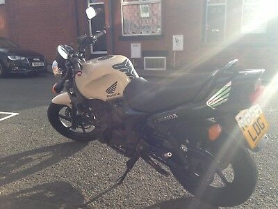 Honda CB 500 1998 GREAT CONDITION 27,000 MILES