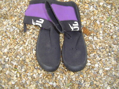Gul  Wet  Suit  Boots  -  Size  42 / 43  -  Used
