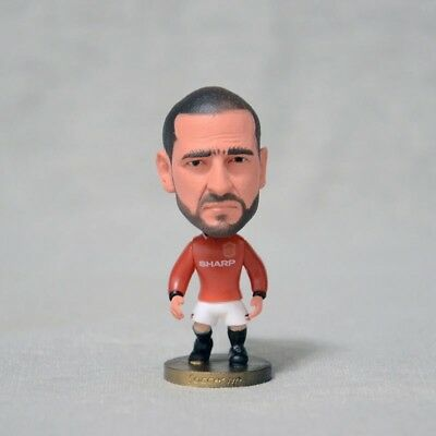 Eric Cantona Soccer Star Mini Action Figure Football -Soccerwe Manchester United
