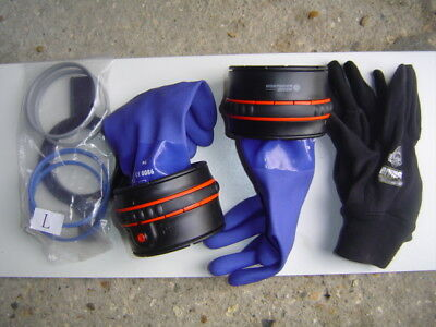Norther  Divers  Dry  Suit  Dry  Gloves  -  New