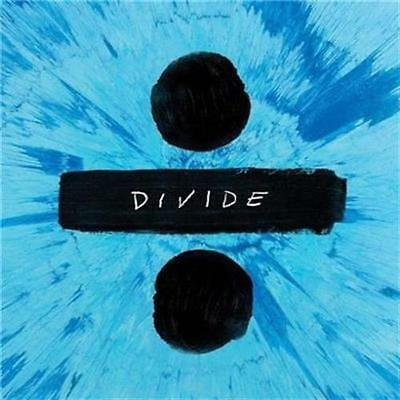 ED SHEERAN Divide CD 12 tracks NEW SEALED