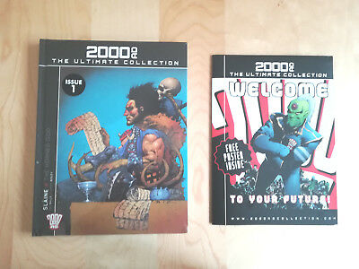2000AD Ultimate Collection - Issue 1 - Vol 32 Slaine:The Horned God incl. poster