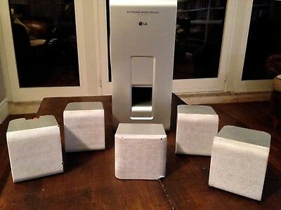 Dolby Surround Home Theatre Lg